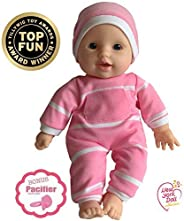 "11 inch Soft Body Doll in Gift Box - 11"" Baby Doll (Cauca"