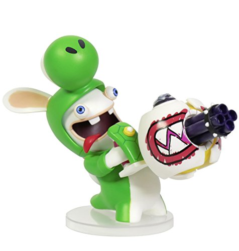 Mario + Rabbids Kingdom Battle PVC Figure Rabbid-Yoshi 8 cm Ubisoft Mini - Figures Toy Pvc