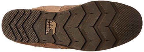 Sorel Women's Major Carly Snow Boot, Nutmeg, Flax, 8 B US by SOREL (Image #3)