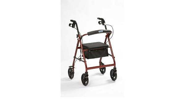 Drive Medical R8BDHA - Silla andador con ruedas (aluminio ...