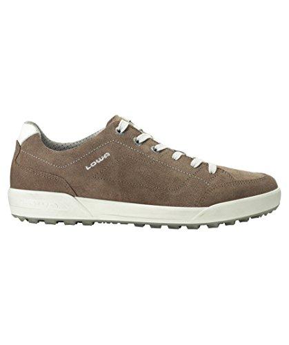 Lowa Palermo zapatos ocasionales de los hombres (piedra) - gris piedra