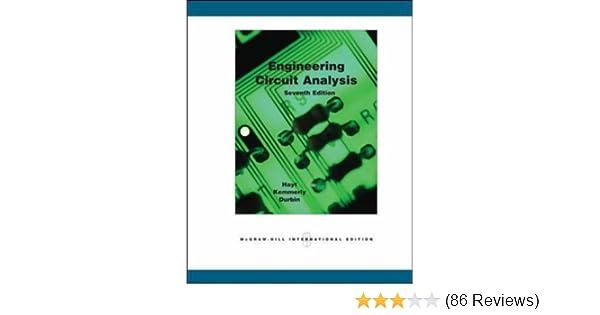 Engineering Circuit Analysis William H Hayt Jack E