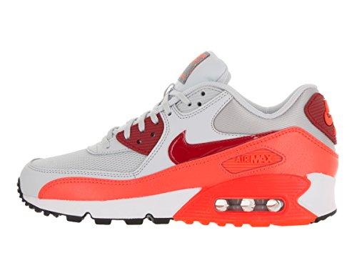 Blanco Air Max Rd Donna Wmns Scarpe ttl Gym Essential Pure Nike Platinum Crmsn 90 Sportive qR855