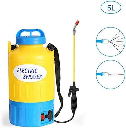 5L電気噴霧器蓄圧式アコン洗浄スプレー,5L-4A-2.5hour