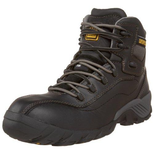Caterpillar Mens Nitrogen Hiker Composite Toe Hiking Boot Black RbsCA
