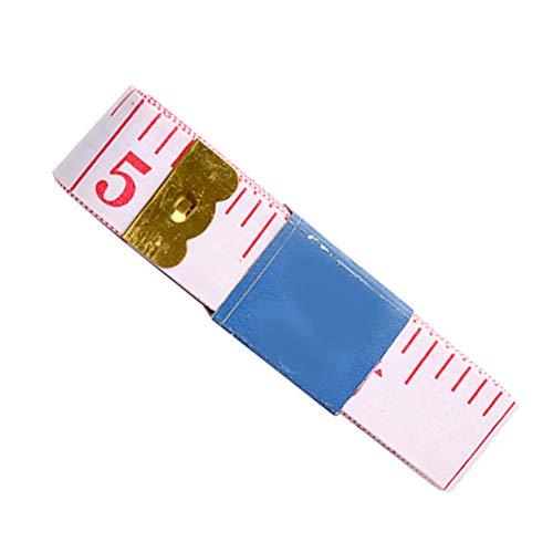 East Majik Cinta métrica para medir el Cuerpo de Tela, 200 CM, 4 Paquetes