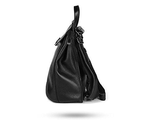 Bolso De GWQGZ Hombro Que Bolso La De Señoras De De Inclina Bolso Moda Negro De Hombro Nuevo De Se Tendencia Único Black La Hombro Ocasional Las Del ZZnH1B