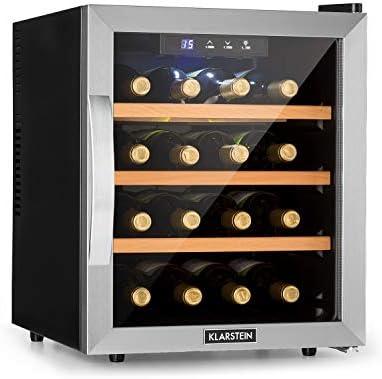 Karstein Reserva 16 Refrigerador de vino - Nevera termoeléctrica ...