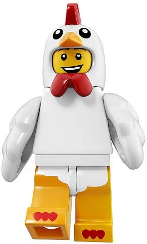 LEGO CHICKEN SUIT GUY Coop Packaging EASTER 2016 Promo 5004468 Minifigure Toy
