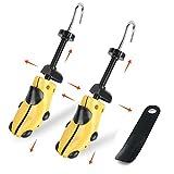 Coresto Shoe Stretcher Plastic & Metal Shoe Stretchers Expander Shoe Tree