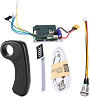 Electric Skateboard ESC Kit, 10S 36V Single Drive ESC Substitute Control Mainboard with Remote for DIY Electri