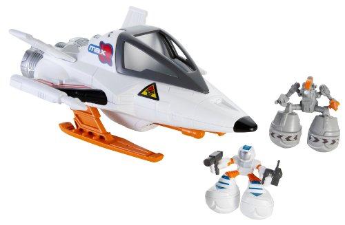 Matchbox Big Boots Space Cart Rocket Force