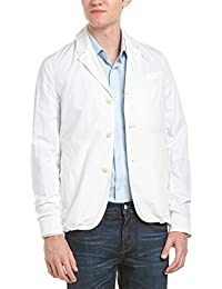 Faconnable Mens Sportcoat, 46, White