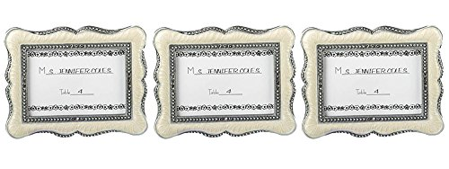 Fashioncraft Victorian Design Frame 2 1/2 X 3 1/2 by Maven Gifts - 3 Pack by FC