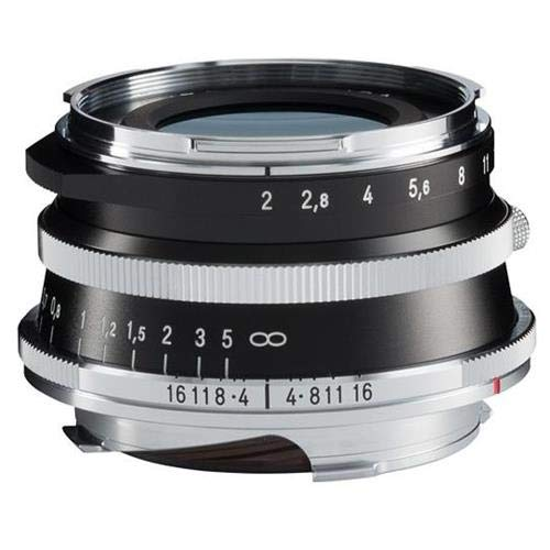 Voigtlander 35mm f2.0 ASPHERICAL VM ヴィンテージシリーズ   B07N81228Y