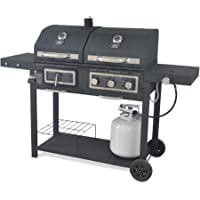 Backyard Grill Dual Gas/Charcoal Grill