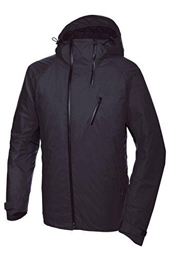 SOWA 防水防寒ジャケット チャコールグレー Lサイズ 2204