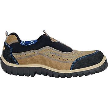 Cofra 36050-000.W41 Chaussures de sécurité Miami S1 P SRC Taille 41, Beige