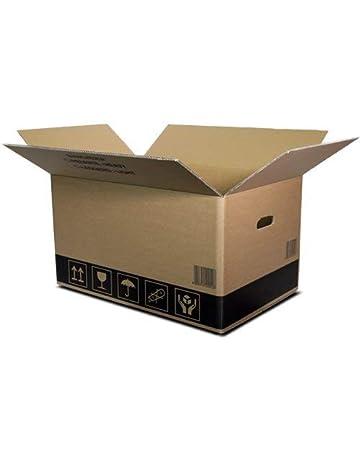 2ae9b71625 Simba Paper Design 30 Scatole Cartone 2 Onde Trasloco+Spedizione Biancheria  cm. 59x39 h
