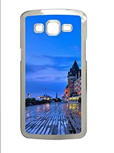 Samsung Grand 7106 Cases & Covers -Chateau Frontenac Quebec Polycarbonate Hard Case Back Cover for Samsung Grand 2/7106 Transparent