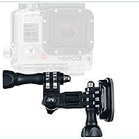 PROtastic® Helm Side Mount voor Action Camera's (GoPro, Xiaomi, SJCAM etc)