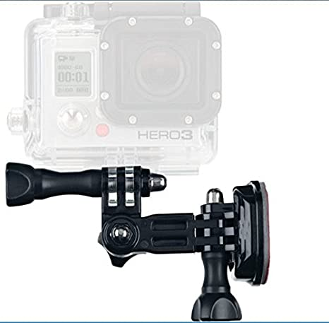 Protastic Support latéral pour caméra d action (GoPro, Xiaomi, SJCAM, etc 3c8579c9523f