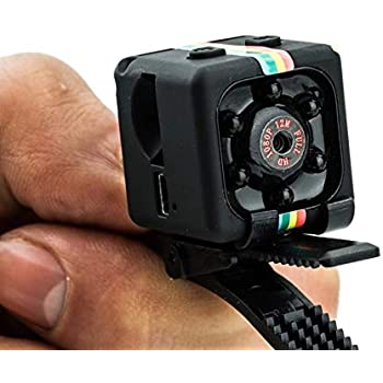 US Quarter Size Full-HD Mini Camera. Night Vision Makes it Perfect for Drones
