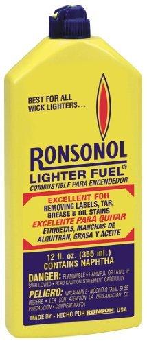 Ronson Consumer Prod 99063 12-Ounce Ronsonol Lighter Fuel Garden, Lawn, Supply, Maintenance