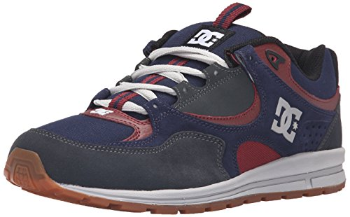 DC Shoes DC Men's Kalis Lite Skate Shoe - Navy/Grey - 7 D...