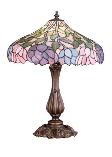 Wisteria Torchiere (Wisteria Table Lamp)