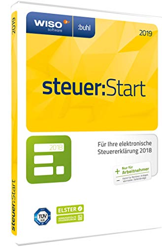 Price comparison product image WISO steuer:Start 2019