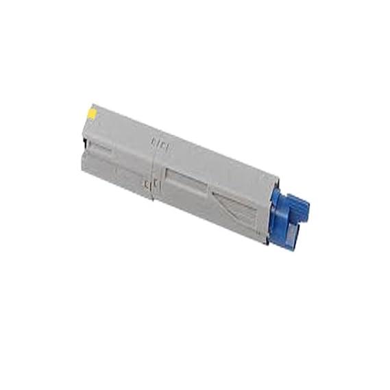 Amarillo ECS Compatible tóner Cartuchos reemplazar c3300y para ...