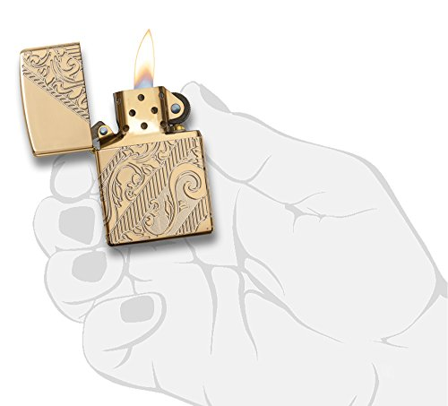 Zippo 2018 Lighter of The Year Gold by Zippo (Image #5)