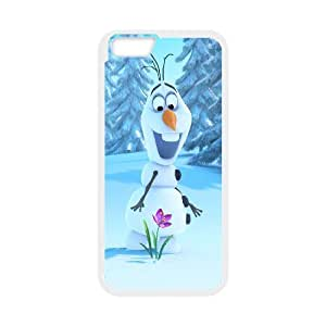 """QSWHXN Cover Shell Phone Case Frozen For iPhone 6 Plus (5.5"""")"""