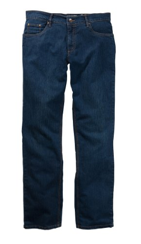 Hero 7145 Phoenix Jean coupe droite large -  Bleu - Bleu foncé (7565) - 46
