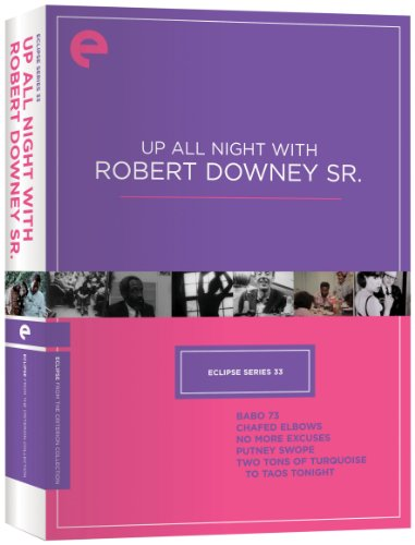 UP ALL NIGHT WITH ROBERT DOWNEY SR. (ECLIPSE SERIES 33)