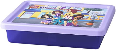 LEGO Friends Small Storage Box with Lid