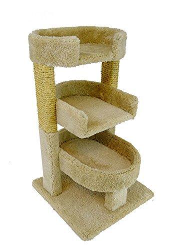New Cat Condos 110112-Beige Round 33