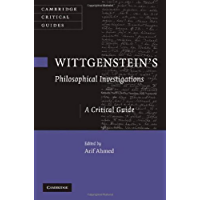 Wittgenstein's Philosophical Investigations (Cambridge Critical Guides)