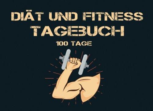 diät & fitness tagebuch 90 tage abnehmtagebuch zum ausfüllen