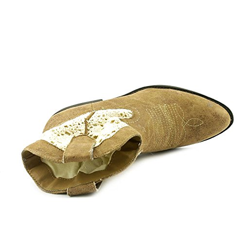 Fressno Pointed Boots Toe Fabric Girl Womens Multi Cowboy Madden Mid Calf Nat UxwSaH