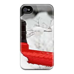 Awesome Case Cover/iphone 4/4s Defender Case Cover(snowy Bridge)