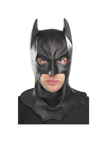 Batman Full Mask with Cowl Costume Accessory