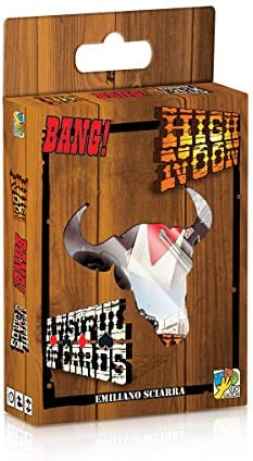 Dv Juegos - ¡Bang! High Noon en Fistful of Tarjetas: Amazon.es ...