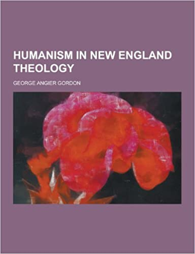 Book Humanism in New England Theology