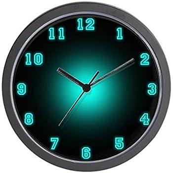 Amazoncom Neonetics Island Time Neon Wall Clock 15Inch Home