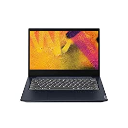Lenovo Ideapad S340 8th Gen Intel Core i3 14 inch FHD Thin and Light Laptop (4GB/1TB HDD/Windows 10/MS Office/Abyss Blue/1.55Kg), 81N700L8IN
