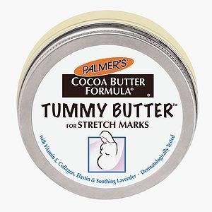 Palmer Cocoa Butter Formula ventre Beurre pour les vergetures 4.4 oz (Quantité de 5)