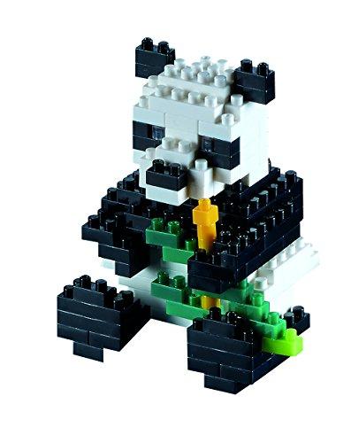 Brixies Building Bricks Sitting Panda