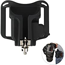 DSLRS Camera Waist Belt Hanger Holster Strap Buckle, Lightweight Hanger Holder Clip for Digital Camera